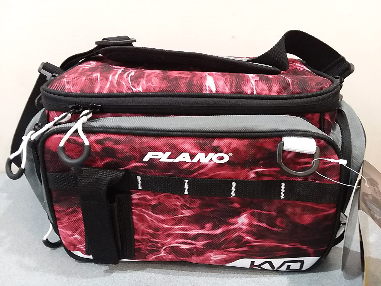 KVD Plano Soft sided Tackle Bag 3600 Series Weekend Fishing Box
