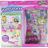 Happy Places Shopkins Season 3 Welcome Pack - Pretty Kitty Dining Room