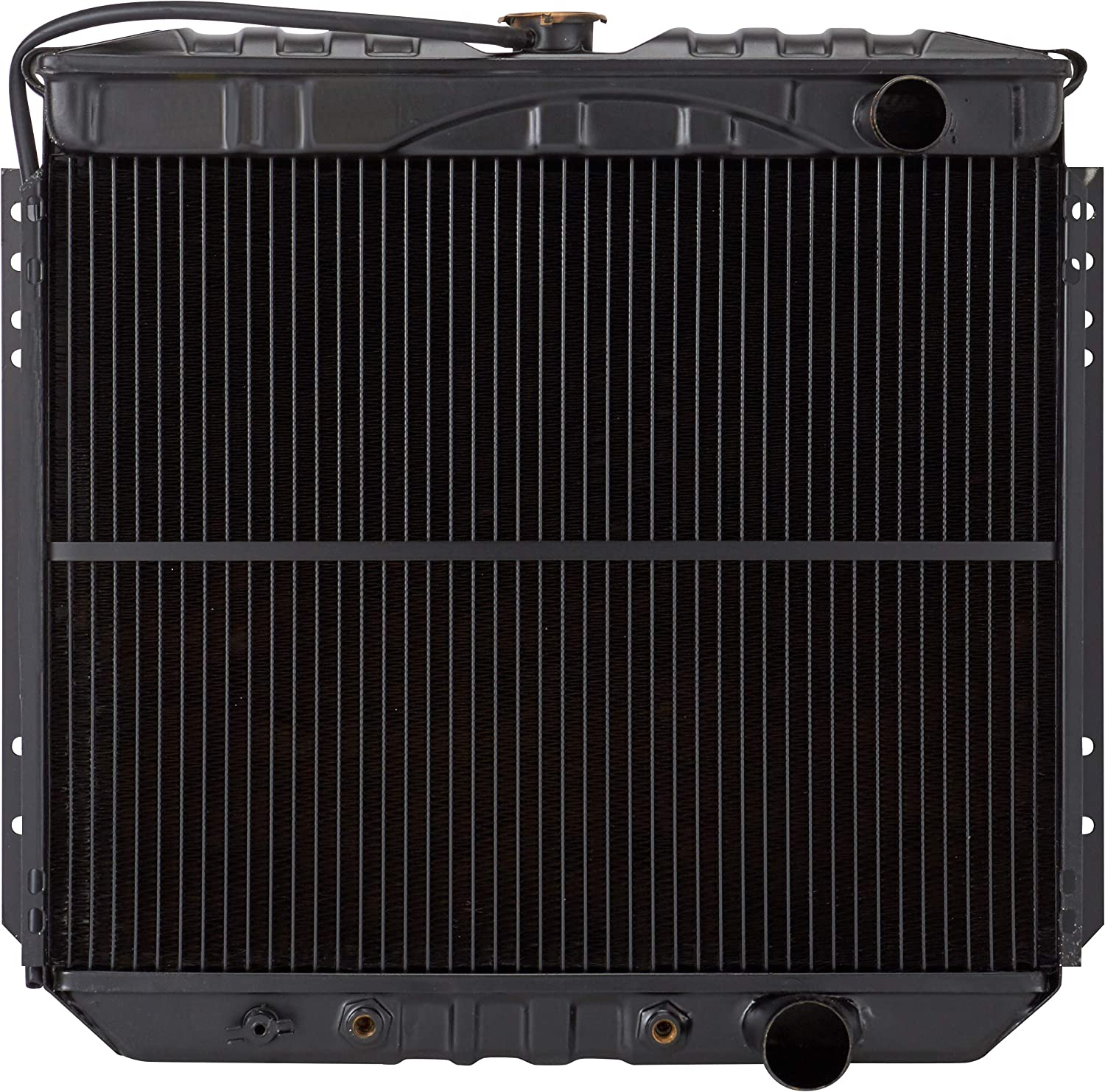 Spectra Premium CU340 Complete Radiator for Ford/Mercury
