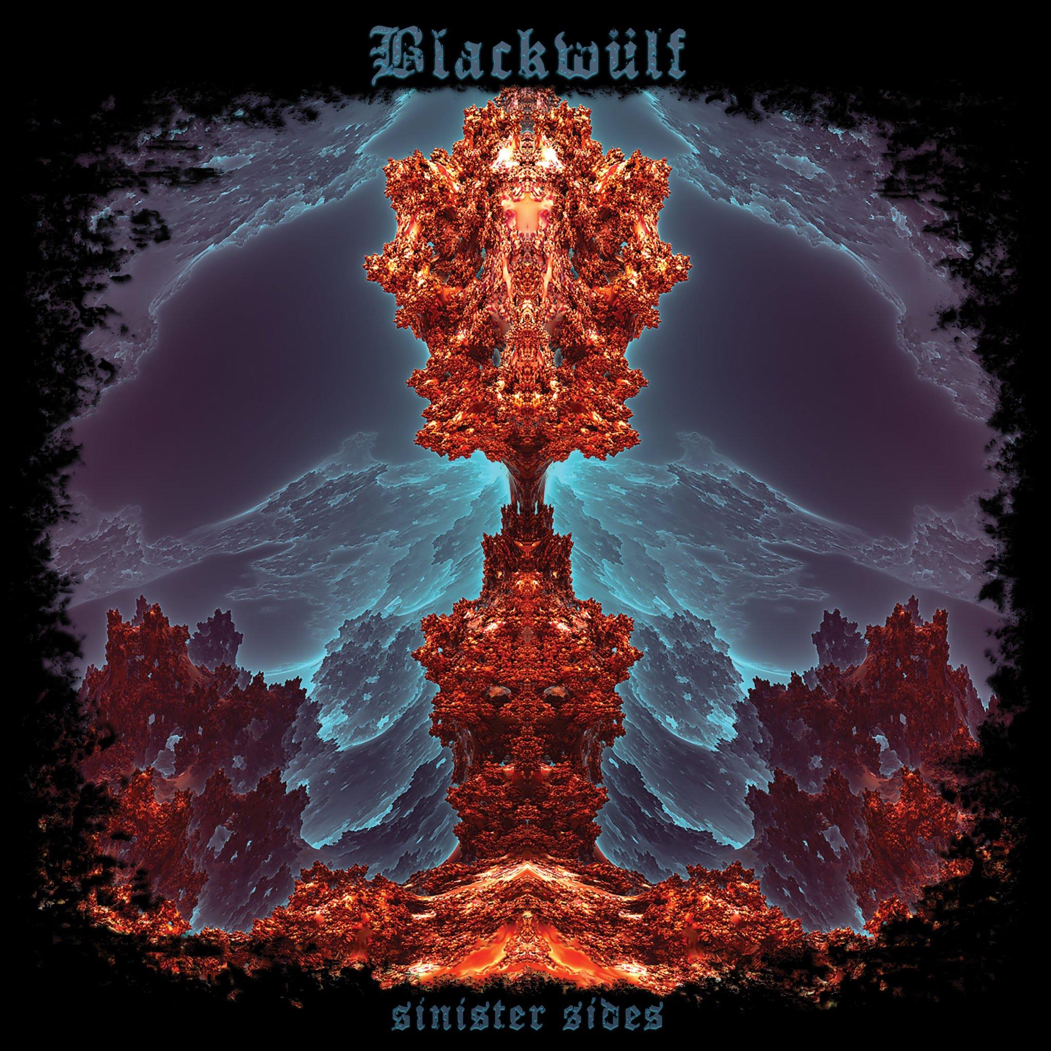 Vinilo : Blackwulf - Sinister Sides (LP Vinyl)