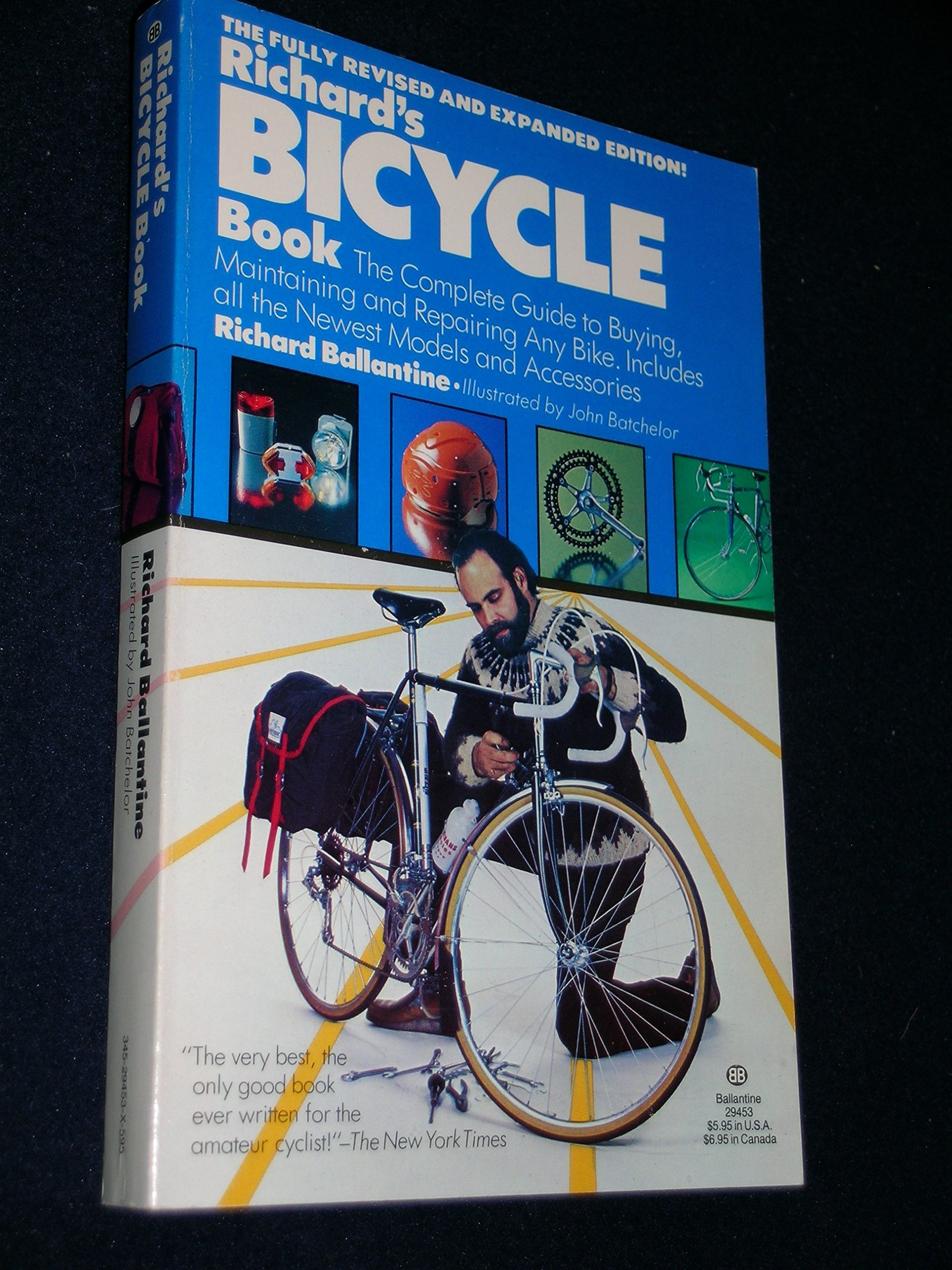Bicycle!: A Repair & Maintenance Manifesto (second edition): By Sam Tracy, 248 pgs. By Kurt
