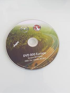Opel Dvd 2017 Europe Dvd800 My2011 Gps Cd500 2018 GMpVjSULqz