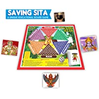 MFM Toys Saving Sita - A Magnetic Board Game