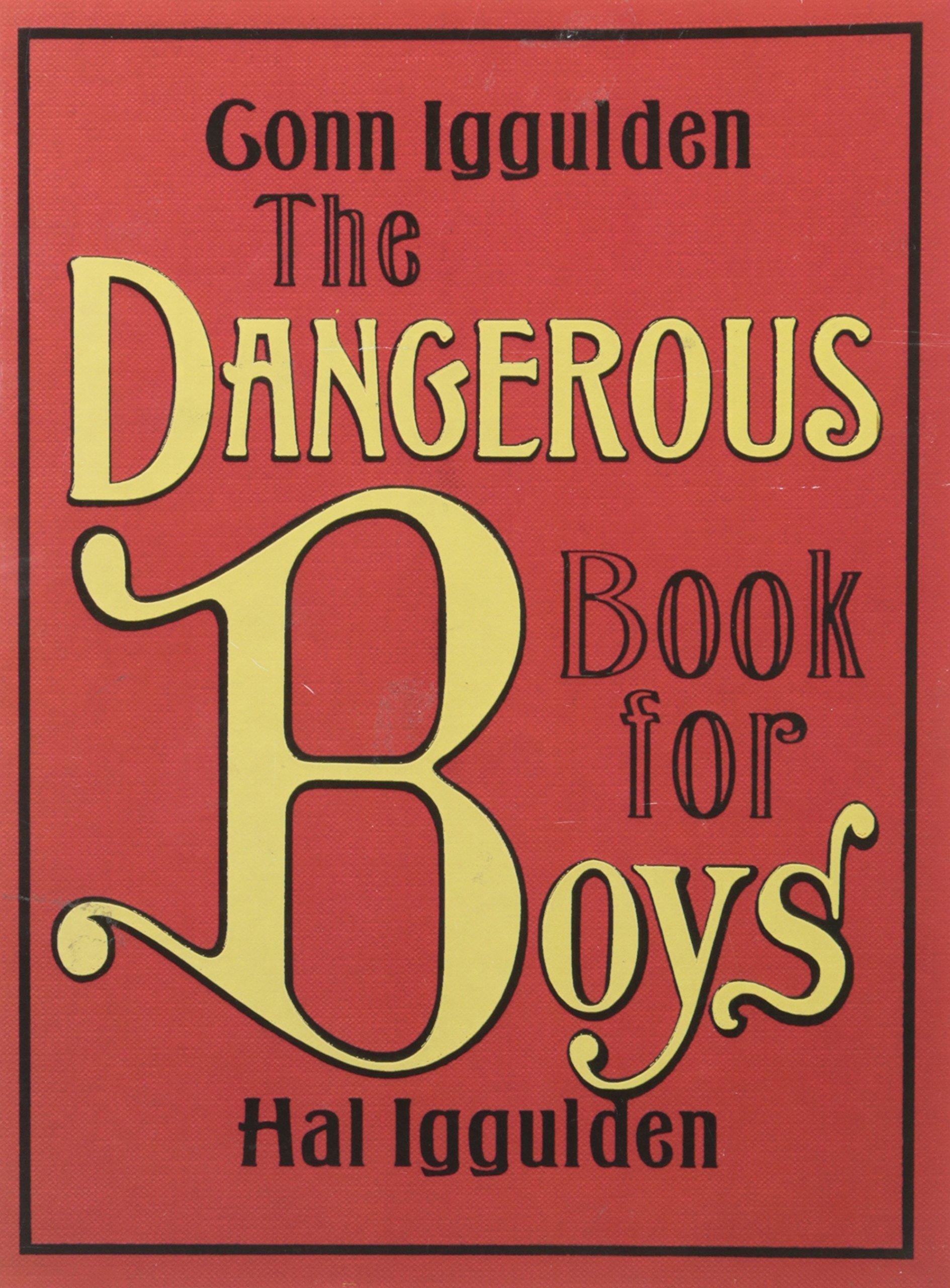 Dangerous Book publication Iggulden Paperback