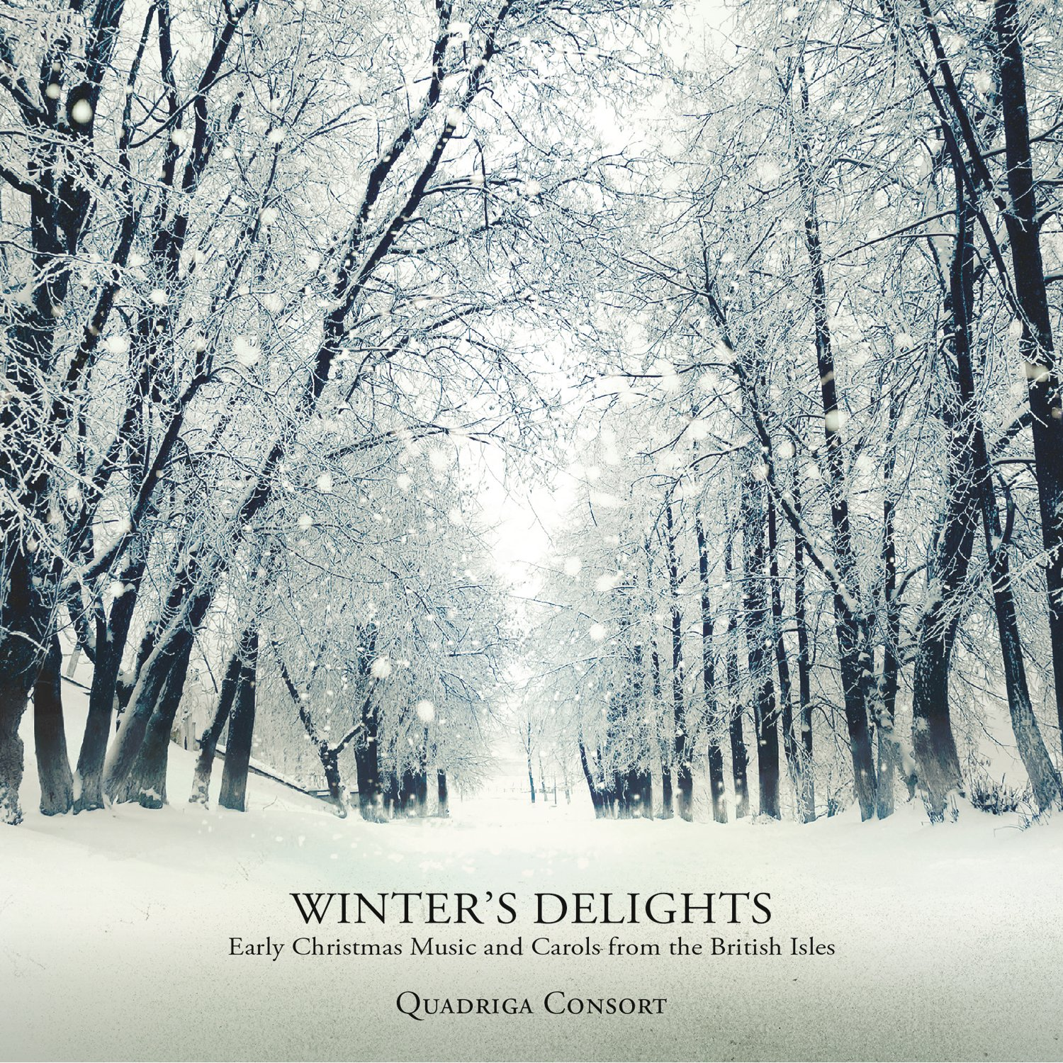 Quadriga Consort, Various - Winter\'s Delights - Early Christmas ...