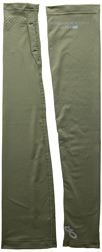a68a1f18a0b8 Amazon.com  Outdoor Research Active Ice Sun Sleeves  Clothing