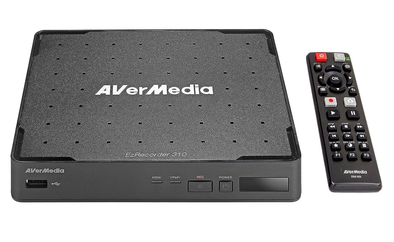 Avermedia Ezrecorder 310 Pvr Dvr Stand Alone High Definition Hd