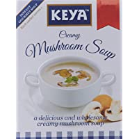Keya Creamy Cup-A-Soup - Mushroom, Carton