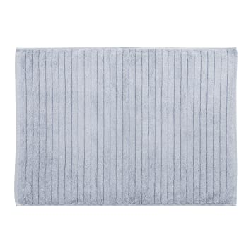 uxcell Bath Mat Rug 28 inches x 20 inches Cotton Washable Non-slip Absorbent for Bathroom Kitchen Door Shoe Rack Khaki