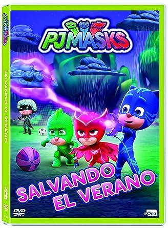 Pj Masks - Salvando El Verano [DVD]