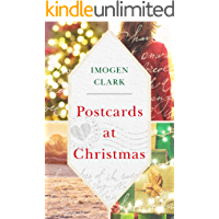 Postcards at Christmas book cover