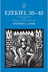 Ezekiel 38-48: A New Translation with Introduction and Commentary (The Anchor Yale Bible Commentaries) Hardcover
