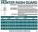 Cressi Hunter Rash Guard, camo blue, XXXL