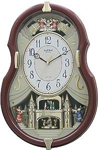 "Rhythm Clocks ""Viola Entertainer II"" Musical Motion Clock"
