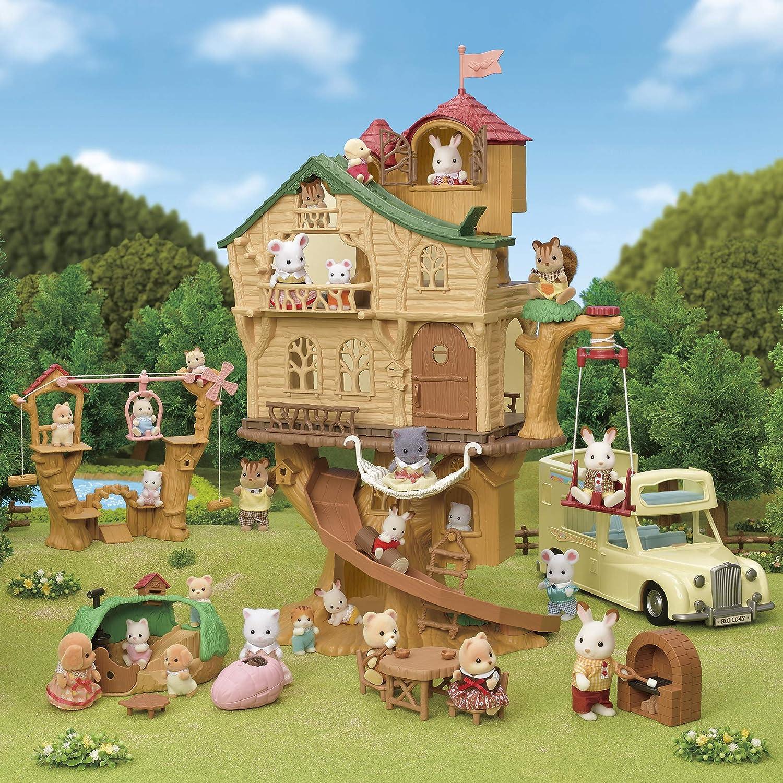 Sylvanian Families sullalbero Casa delle bambole 5494