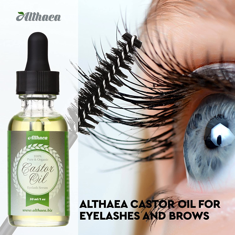 Amazon Althaea 100 Organic Castor Oil Certified Pure Cold