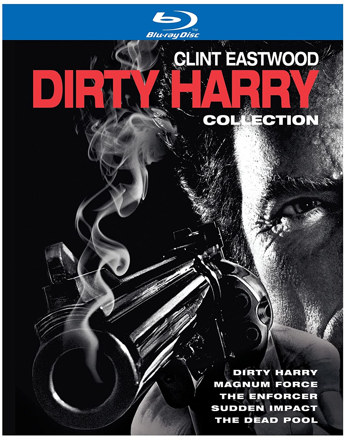 dirty harry collection dirty harry magnum force the enforcer
