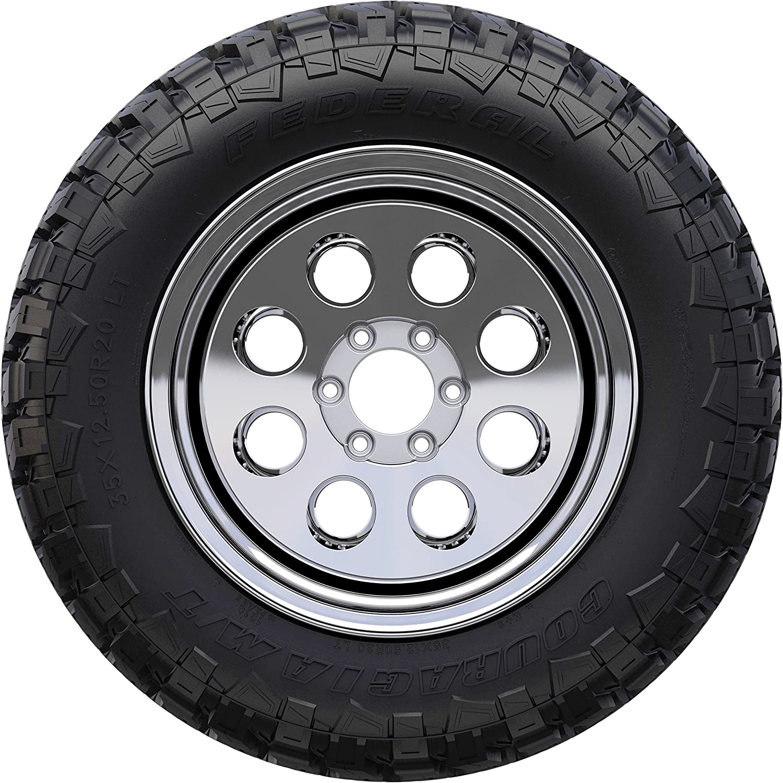 LT235//85R16 120//116Q Federal Couragia M//T Mud-Terrain Radial Tire
