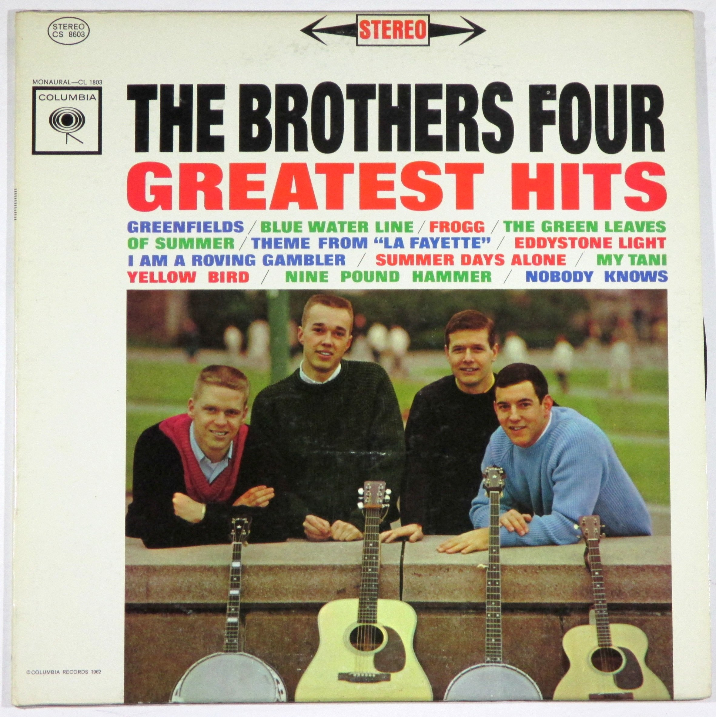 The Brothers Four: Greatest Hits