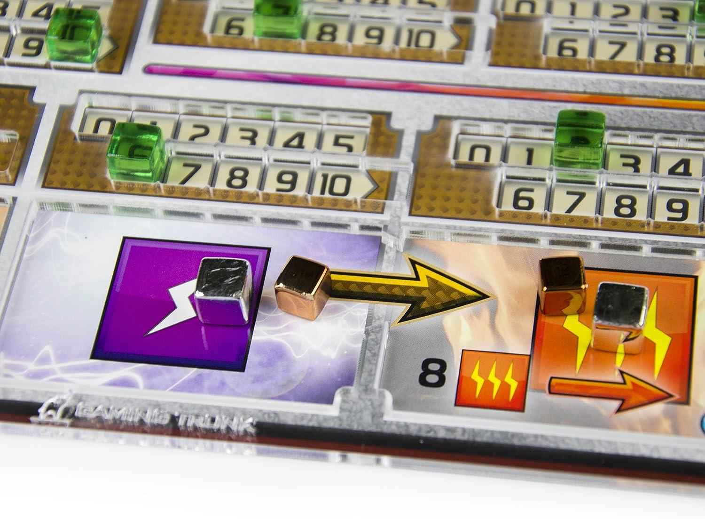 Gaming Trunk Terraforming Mars - Juego de 5 Alfombrillas para ...