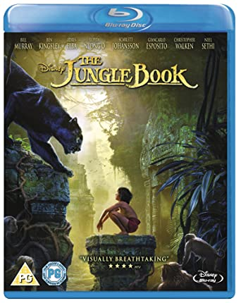 The Jungle Book 2016 720p BluRay x264 AAC 5 1 -Hon3y