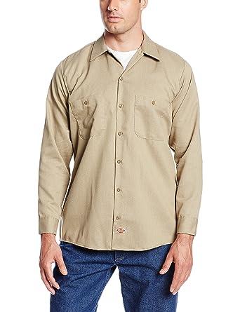 Dickies Workwear ll536kh ocupacional poliéster/algodón de ...