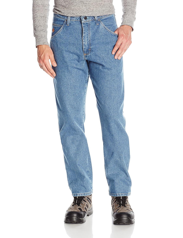 Wrangler PANTS メンズ B06XWZGPHY 40W x 32L|ストーンウォッシュ ストーンウォッシュ 40W x 32L