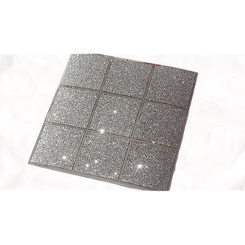 surprising black silver bathroom accessories | Silver Bathroom Accessories: Amazon.co.uk