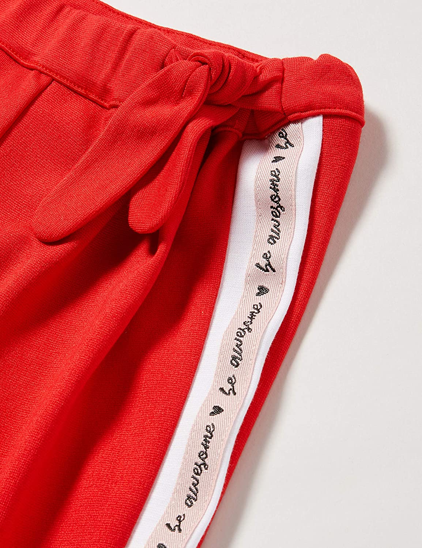 Brums Baby-M/ädchen Pantalone Punto Milano Con Bande Hose