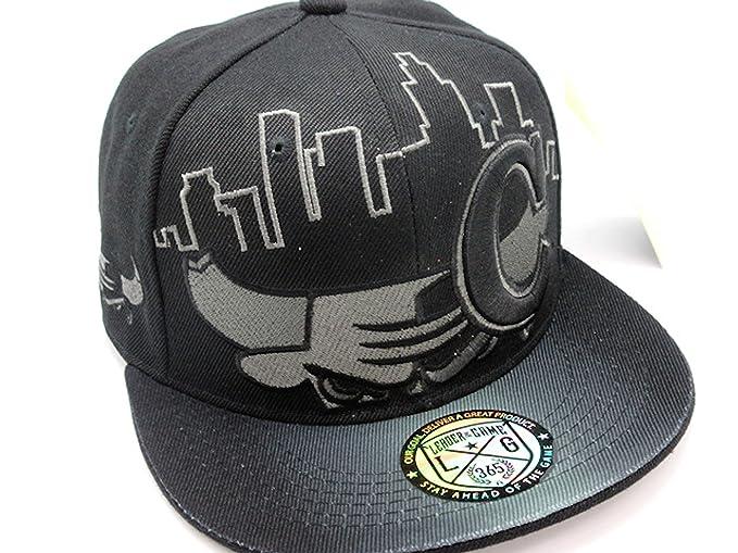 Chicago New Leader Bull Head Skyline Bulls Colors White Red Era Snapback Hat  Cap (Black 62353e07abc