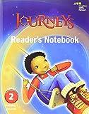 Journeys: Reader's Notebook Volume 1 Grade 2