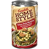 Campbell's Homestyle Soup, Italian-Style Wedding, 18.6 Ounce (Pack of 12) (Packaging May Vary)
