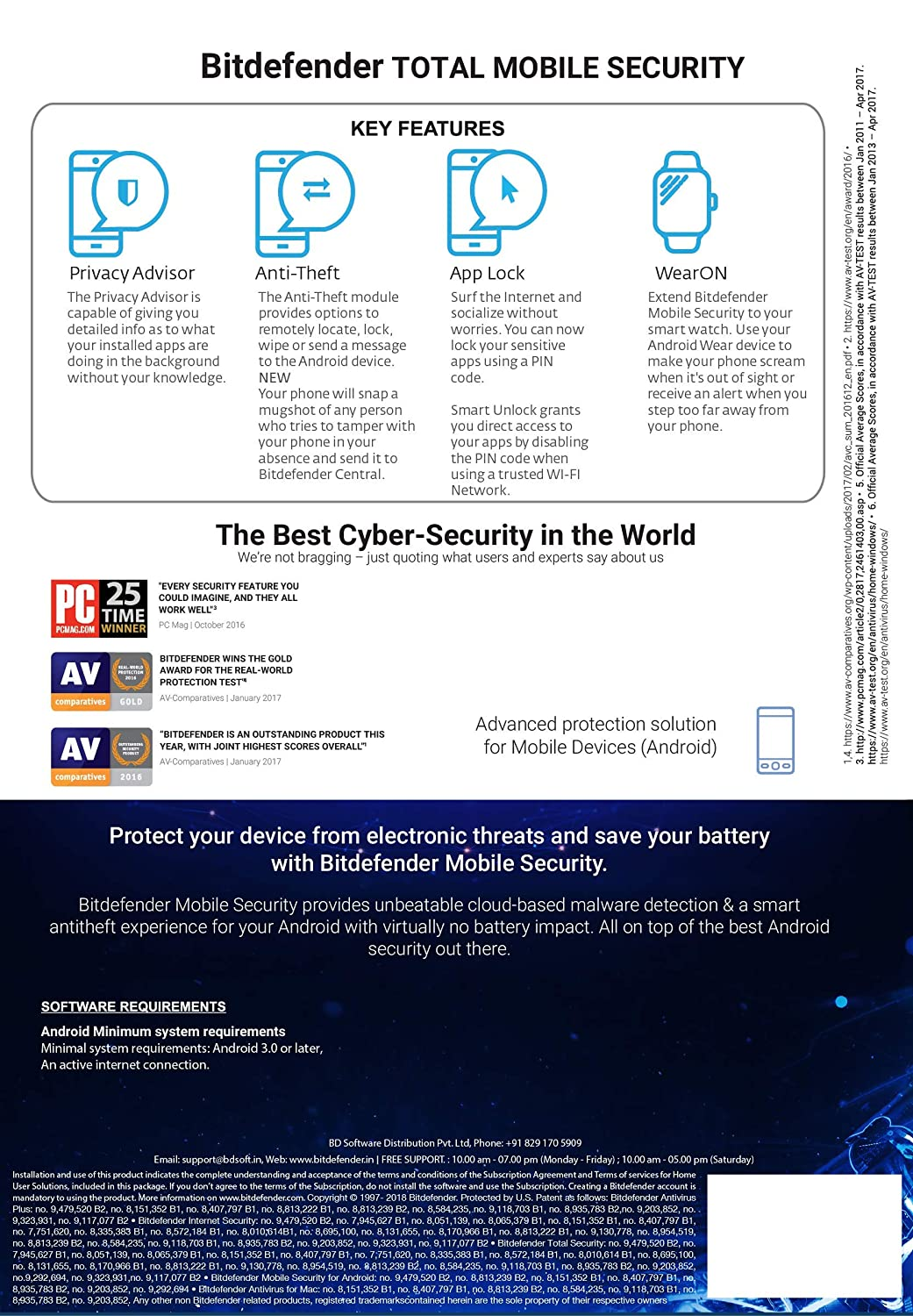 bitdefender mobile security for android full version free download