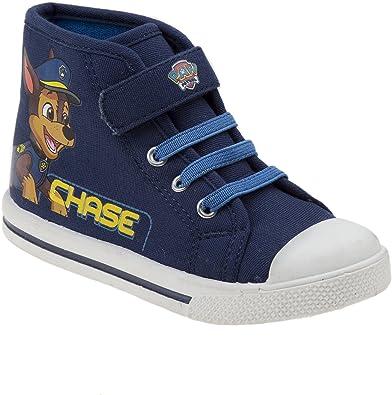Kids' Paw Patrol High Top Boys Sneakers
