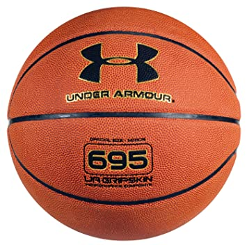 Amazon.com : Under Armour 695 Indoor Basketball : Sports & Outdoors