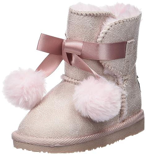b11e75287e1 Conguitos Bota Australiana, Botas Slouch para Niñas: Amazon.es: Zapatos y  complementos