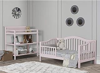 Dream On Me Austin Toddler Day Bed, Black