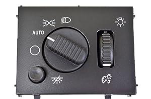 PT Auto Warehouse HLS-5970 - Headlight Switch
