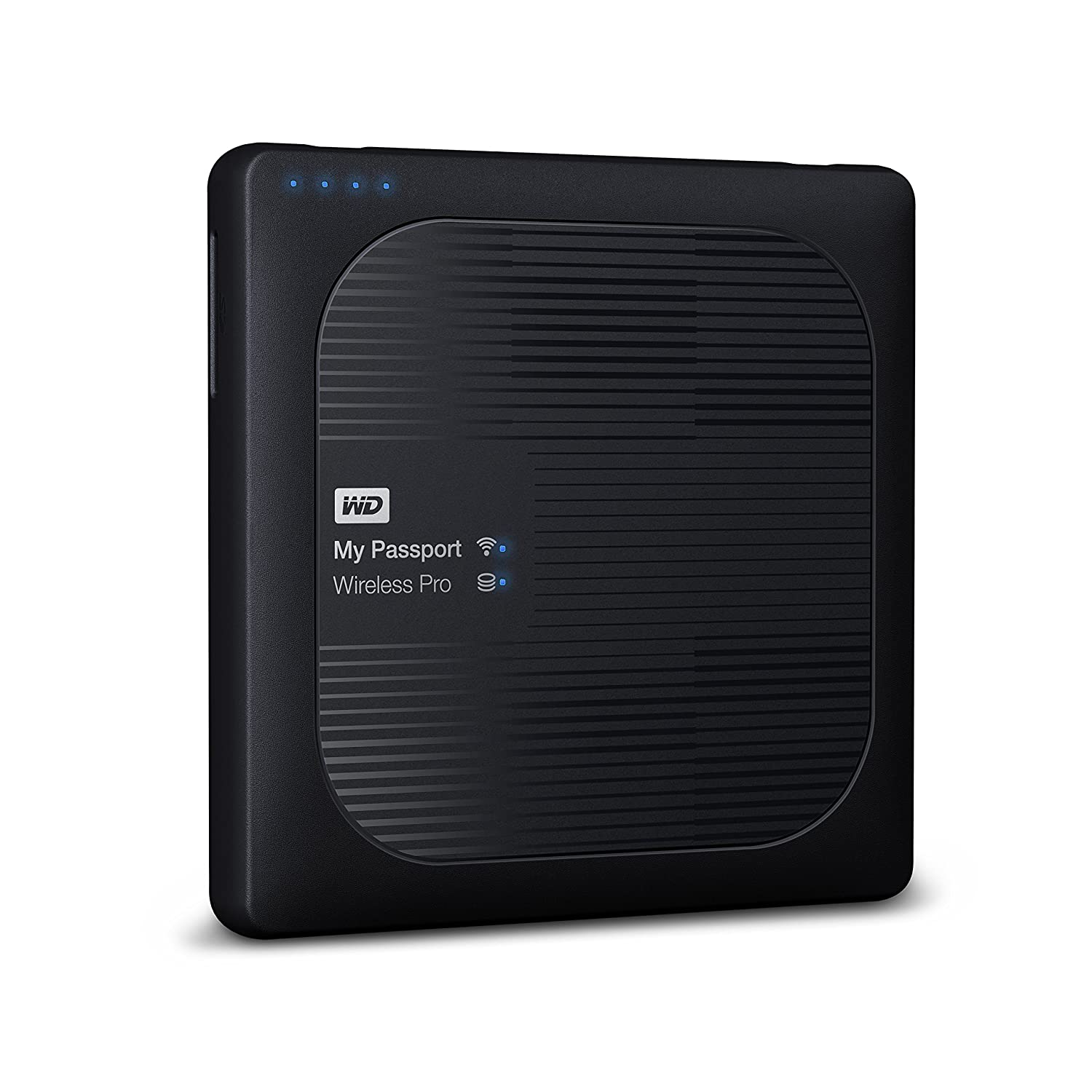 WD 4TB My Passport Portable External Hard Drive Black Friday Deal