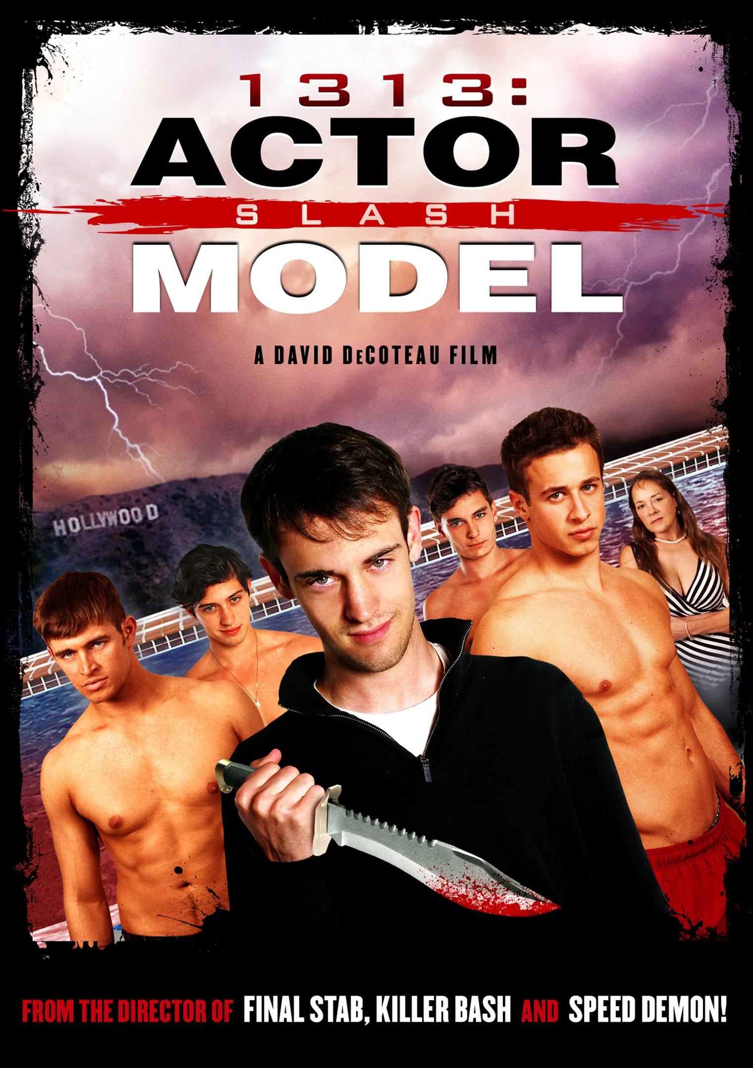 DVD : 1313: Actor Slash Model (DVD)