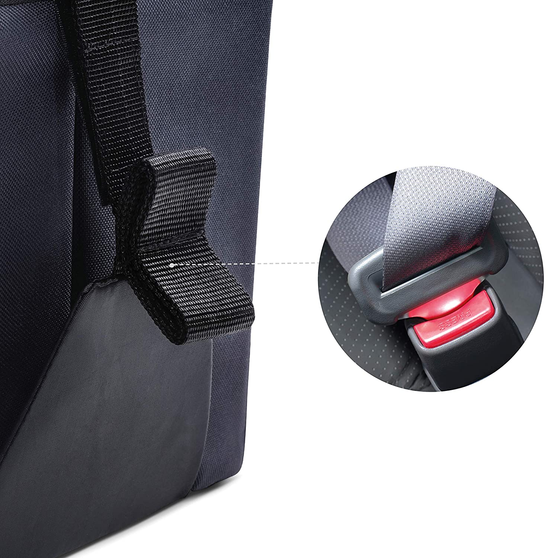 gris bolso plegable con asas Bolso almacenamiento para coche y maletero Hauck Organize Me