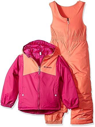 e7ee2526ed163 Amazon.com  Columbia Girls  Double Flake Set  Clothing