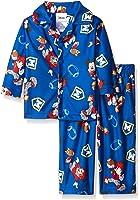 Disney Baby Boys' Mickey Mouse Iconic Character 2-Piece Pajama Coat Set