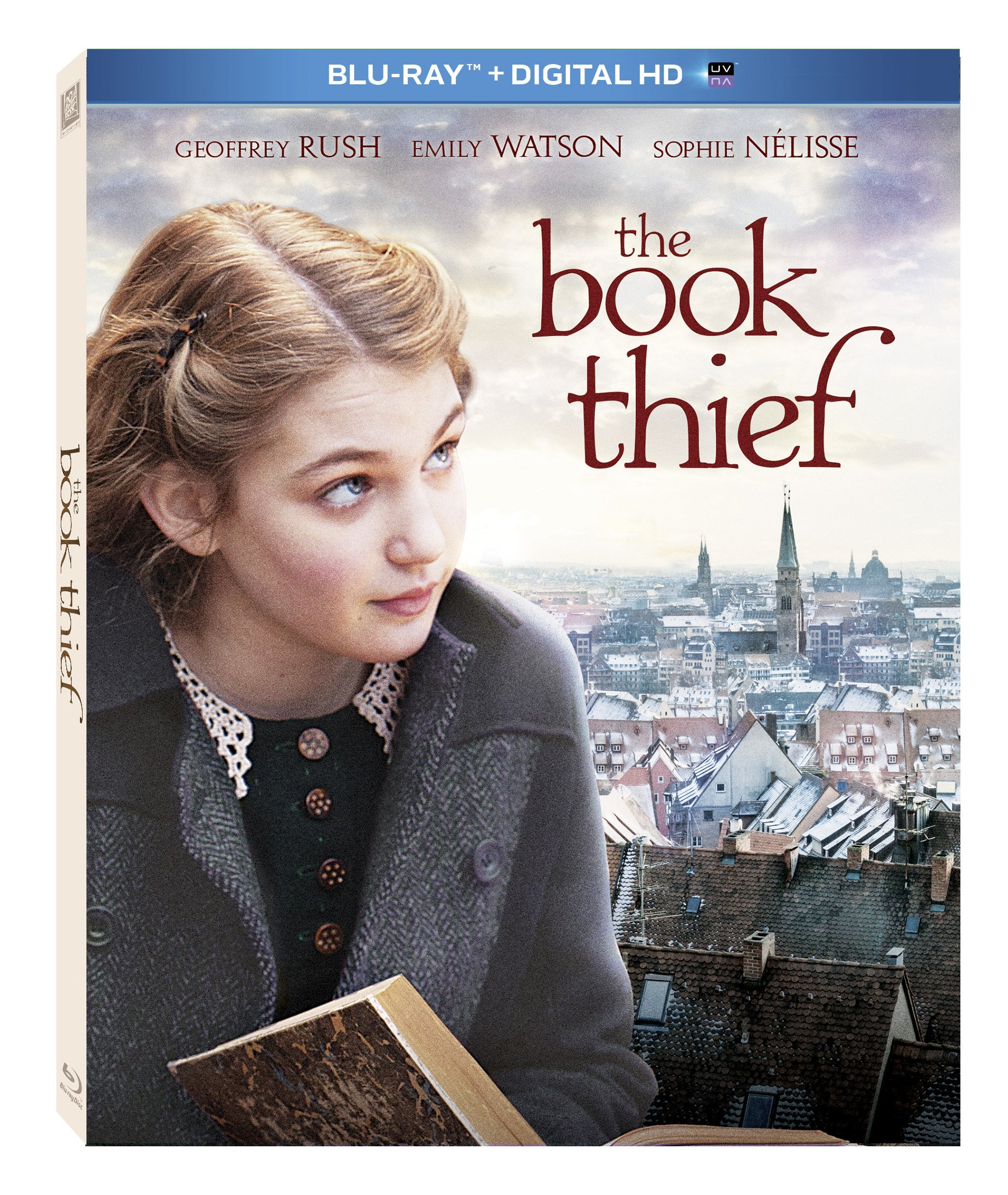 Blu-ray : The Book Thief (Dubbed, Widescreen, Digital Theater System, AC-3, Dolby)