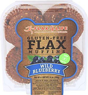product image for FLAX4LIFE MUFFIN FZ WILD BLUEBRY
