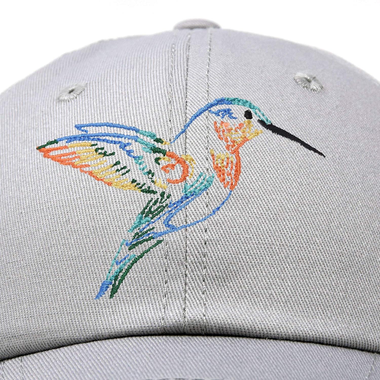 DALIX Hummingbird Hat Baseball Cap Mom Nature Wildlife Birdwatcher Gift