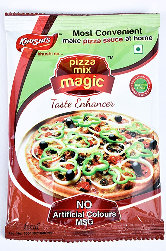 Khushis pizza magic amazon grocery gourmet foods forumfinder Image collections