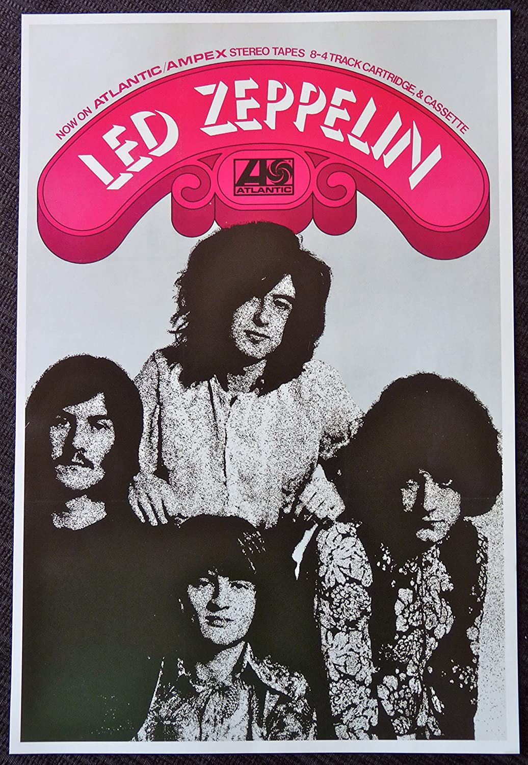 Amazon.com: LED ZEPPELIN – LED ZEPPELIN/ahora en Atlántico ...