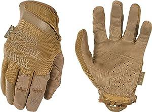Mechanix Specialty 0.5 mm Coyote Gloves, Medium