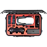 """Professional suitcase / carry transport case """"Smart Edition"""" fits for the DJI Mavic Air with 3 batteries and more accessories MC-CASES® - Made in Germany - (Smart Edition)"""